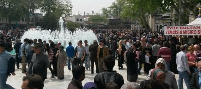 Eyup square