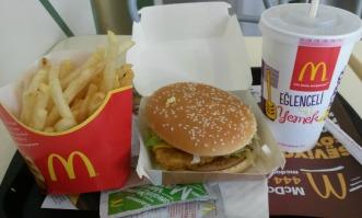 McDonalds in Turkey