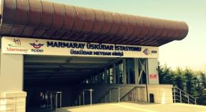 uskudar entrance