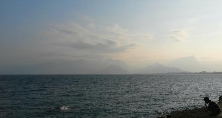 Antalya Harbor 3