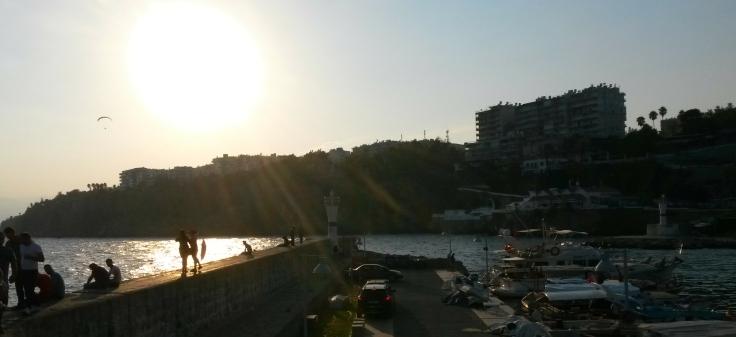 Antalya Harbor 4