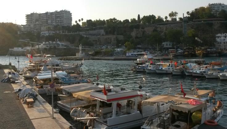 Antalya Harbor 5