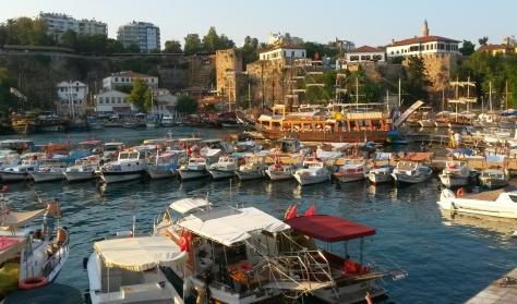 Antalya Harbor 6