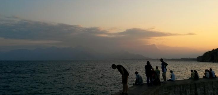 Antalya Sunset 1