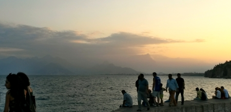 Antalya Sunset 2