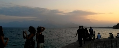 Antalya Sunset 3